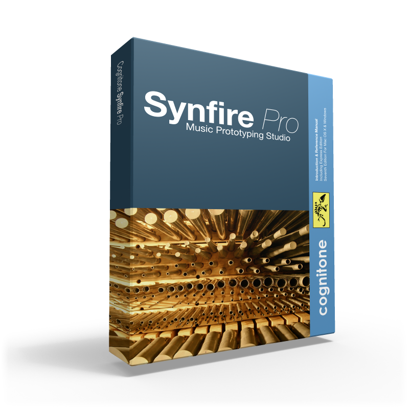 Synfire Pro (Upgrade von Express)